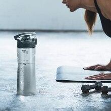 FEIJIAN Sport Water Bottles 600ml Outdoor Travel Portable Leakproof Tritan plastic Drink Bottle BPA Free
