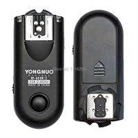 Yongnuo RF 603 II C3 RF 603 II Flash Trigger 2 Transceivers For CANON 7D 1D