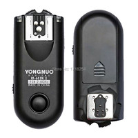 Yongnuo RF 603 II C3,RF 603 II Flash Trigger 2 Transceivers for CANON 7D, 1D, 1DS, 1DX 5D, 5D II 5DIII 50D / 40D / 30D / 7DII