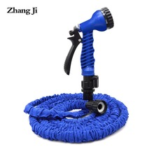 Zhangji Flexible Expanding Hose for Outdoor Lawn Car Watering Plants Garden Hose Water Hose 25ft magic hose