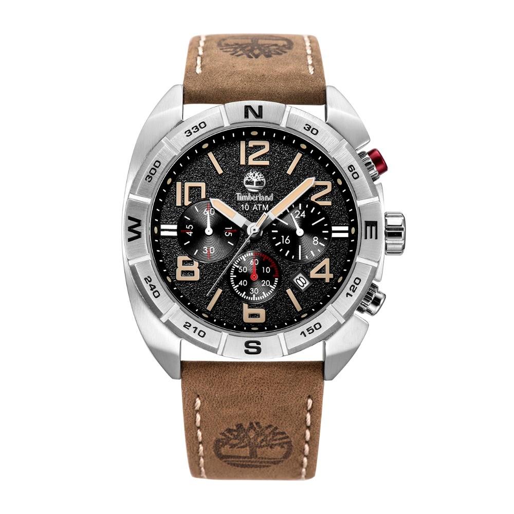 Timberland wielofunkcyjny wyświetlacz kalendarzowy męski zegarek - Męskie zegarki - Zdjęcie 3