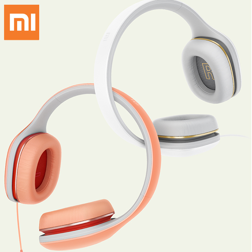 Original Xiaomi Mi Headset Earphones Comfort 107dB Hi Res Audio Headset With Mic 1.4m Wire 3.5mm Headphone Jack Noise Cancelling-in Headphone/Headset from Consumer Electronics    1