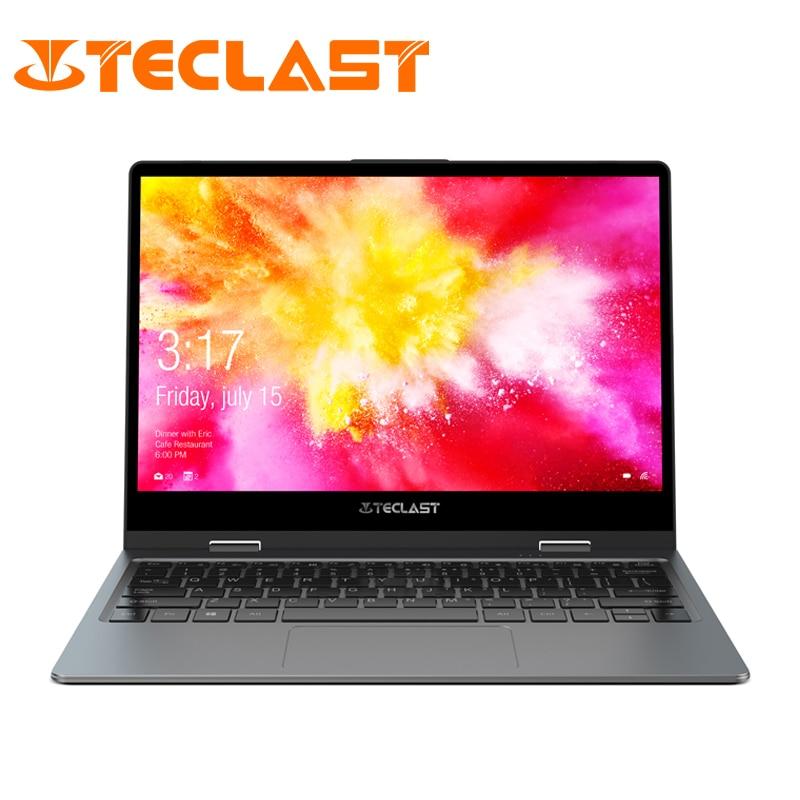 Teclast F5 Laptop 11.6 Inch 1920*1080 Windows10 360 Rotating Touch Screen Notebook 8GB RAM 128GB SSD Intel Gemini Lake N4100
