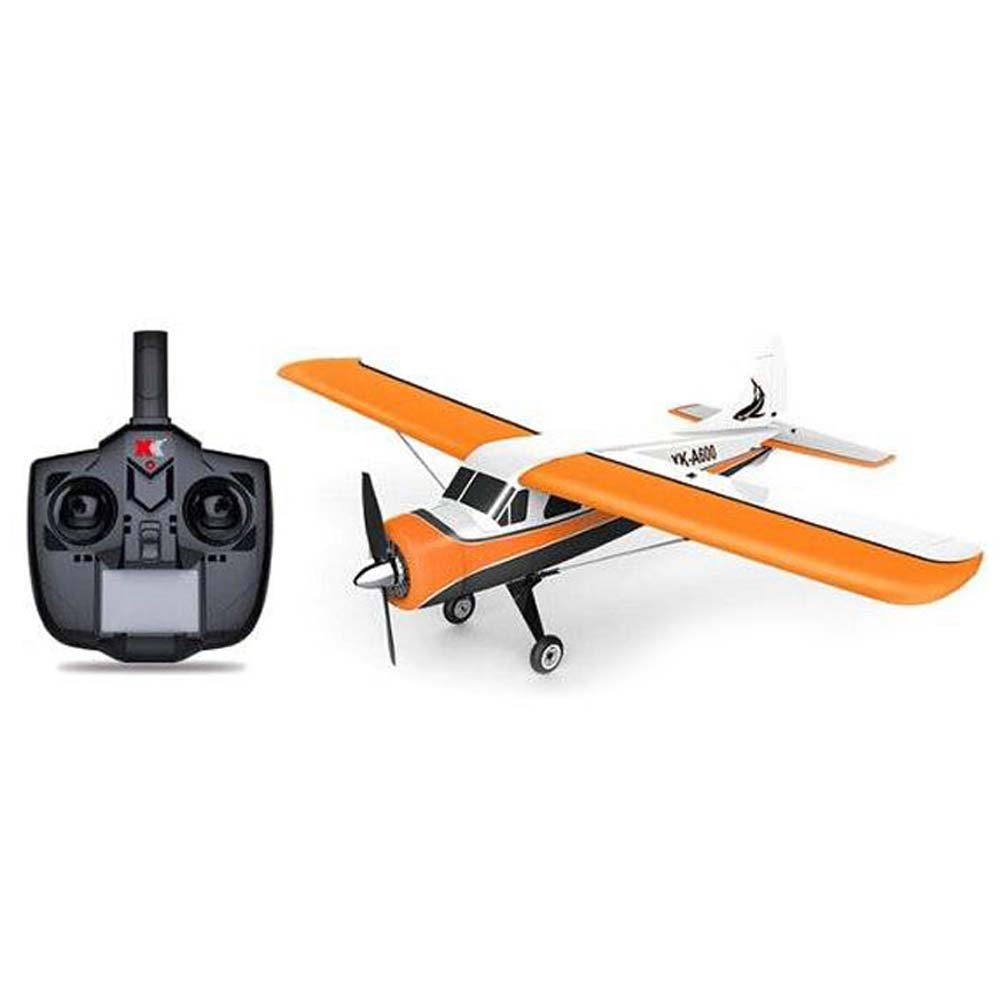 XK A600 58CM Wingspan 5CH RC Brushless Glider Aeroplane RTF EU Plug Compatible with FUTABA S-FHSS Remote Control airplanes original xk k124 ec145 6ch brushless motor 3d 6g system rc helicopter compatible with futaba s fhss rtf vs wltoys v977