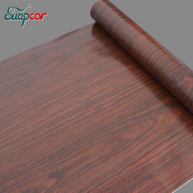 45cm 10m pvc self adhesive wallpaper wardrobe door table furniture