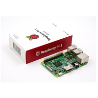 10 Pcs Raspberry Pi 3 Model B 1GB RAM Quad Core 1 2GHz 64bit CPU WiFi