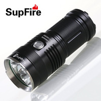 5 LED FLashlight Waterproof High Power Hunting Fishing Torch 3800 Lumens CREE T6 Rechargeable Outdoor Handy