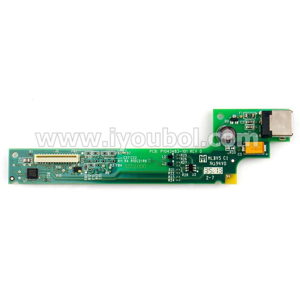 Remplacement de carte PCB (P1062833-02) pour imprimante Mobile Zebra QLN420Remplacement de carte PCB (P1062833-02) pour imprimante Mobile Zebra QLN420