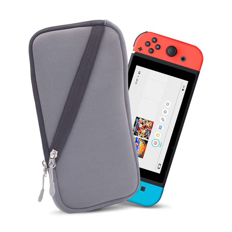 Portable Case for Nintend Switch Console Liner Soft Carrying Gaming Storage Bag Pouch for Nitendo Switch NS Console Accessories