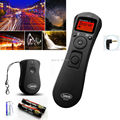 2.4G Wireless intervalometer Timer Remote Control Shutter Release C1 for Canon 700D 650D 600D 550D 500D 60D 70D 1100D 1300D 100D