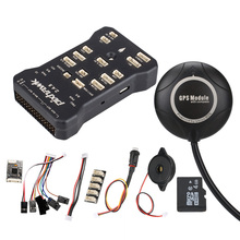 Pixhawk2.4.8 PIX PX4 32 Bit Autopilot Flight Controller GPS M8N w/4G SD Safety Switch Buzzer+PPM+I2C for DIY RC Drone Multirotor
