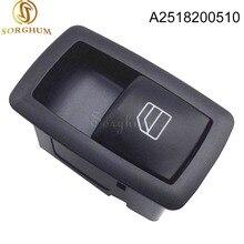 Силовой стеклоподъемник переключатель A2518200510 2518200510 для Mercedes ML GL R класс
