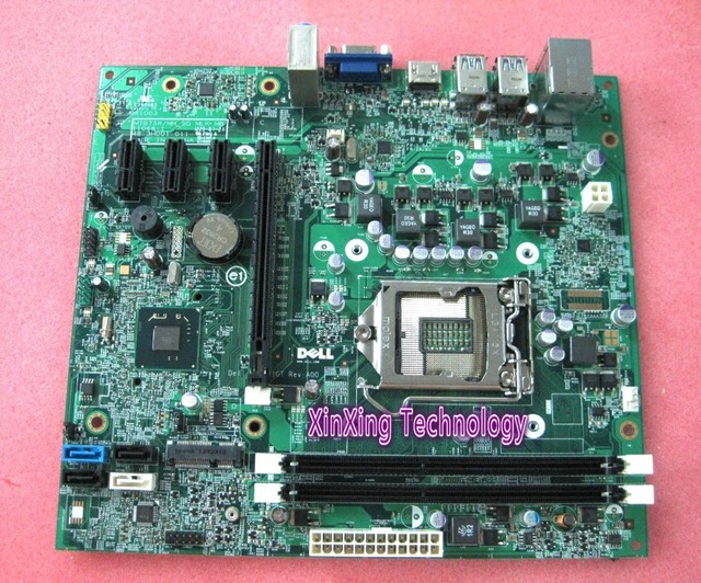For Dell Inspiron 660 Vostro 270 Motherboard Mib75r Mh Sg Mlk 11068
