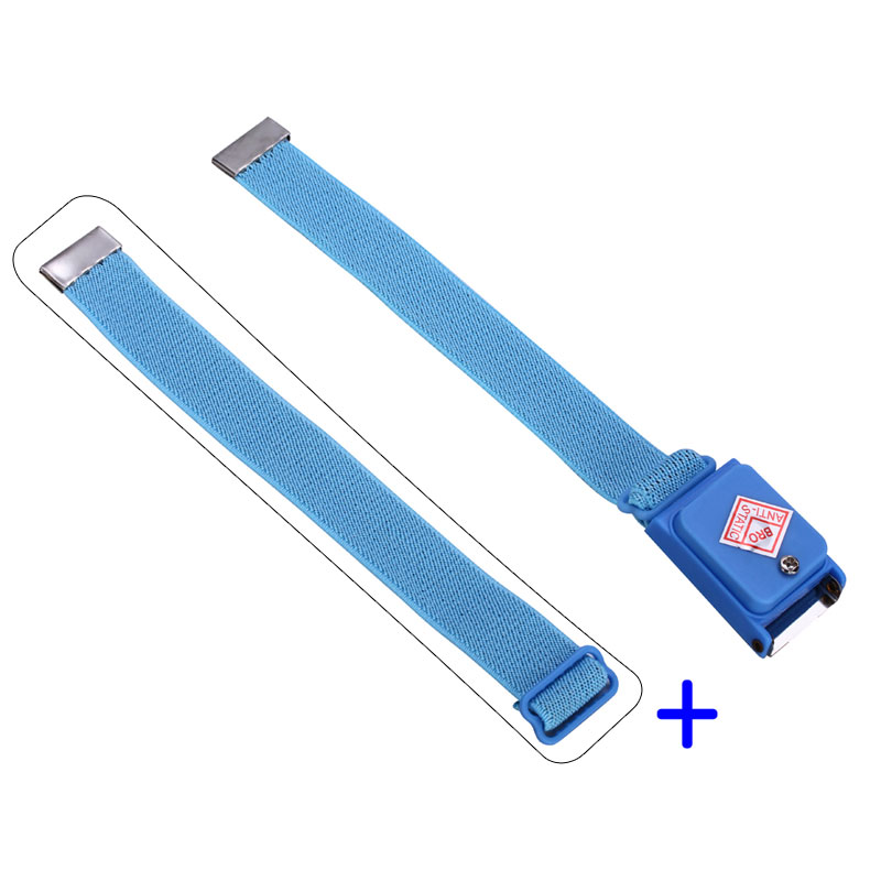 Back To Search Resultstools Hand Tool Sets Cheap Price New Esd Anti Static Cordless Wrist Strap Elastic Band For Sensitive Electronics Repair Tools