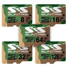 Suntrsi Micro SD Card 128gb 64gb 32gb 16gb Micro SD Class 10 High Speed for Phones Camera 8gb class 6 Memory Card Real Capacity