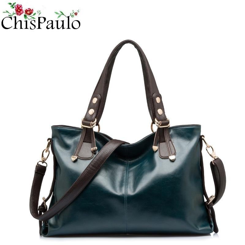 CHISPAULO Известни марки дизайнерски - Дамски чанти - Снимка 2