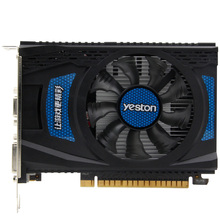 Yeston Speed Edition NVIDIA GT730 1G DDR5 graphic card gaming GT730 1G DDR5 desktop video card