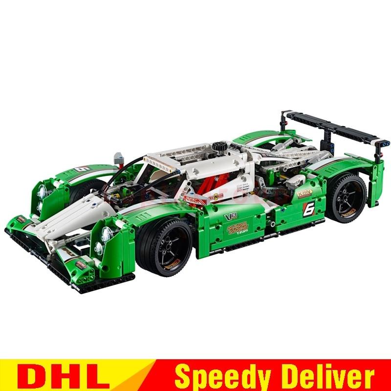 LEPIN 20003 Technic Series The 24 hours Race Car Building Blocks Bricks Set Toys Gifts legoings Clone 42039