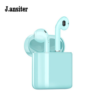 i20 TWS Wireless Bluetooth 5.0 Earphone Super Bass Wireless Earbuds For samsung iPhone Xiaomi redmi note Air Pods dots Headset