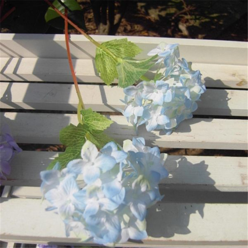 Buy blue hydrangea silk and get free shipping on aliexpress mightylinksfo Images
