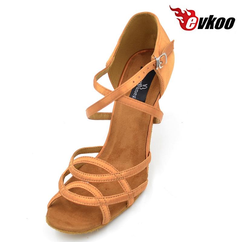 salsa sapatos de dança para senhoras Evkoo-068