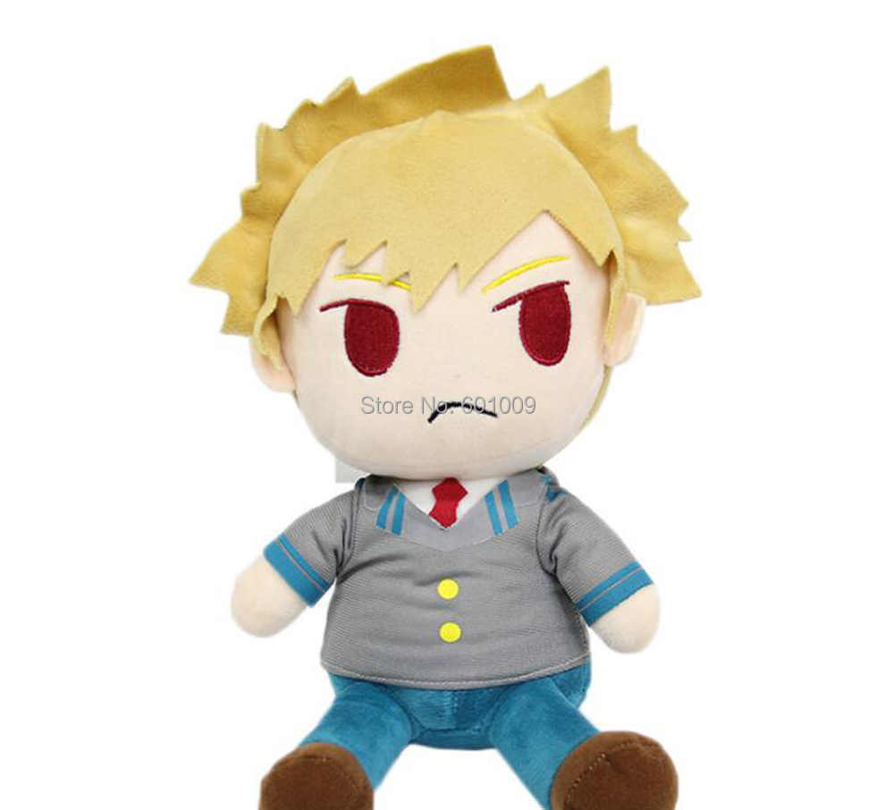 10/Lot 3 รูปแบบ My Hero Academia Bakugou Katsuki Todoroki Shoto Midoriya Izuku 12 ซม. ตุ๊กตาพวงกุญแจตุ๊กตาจี้ของเล่นขายปลีก