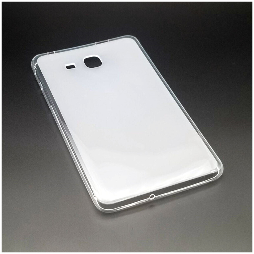 For Samsung Galaxy Tab A 7.0 T280 T285 Soft Back Cover Case For Samsung SM-T280 SM-T285 TPU Protective Cover