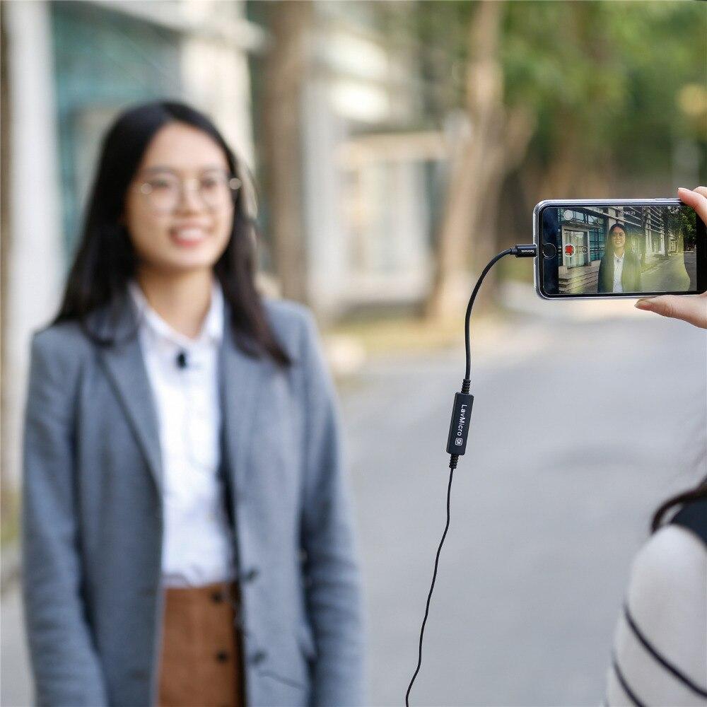 Štitnik papira na Mic s Lightning izlazom za iPhone 7 7S Plus 8 X - Prijenosni audio i video - Foto 4