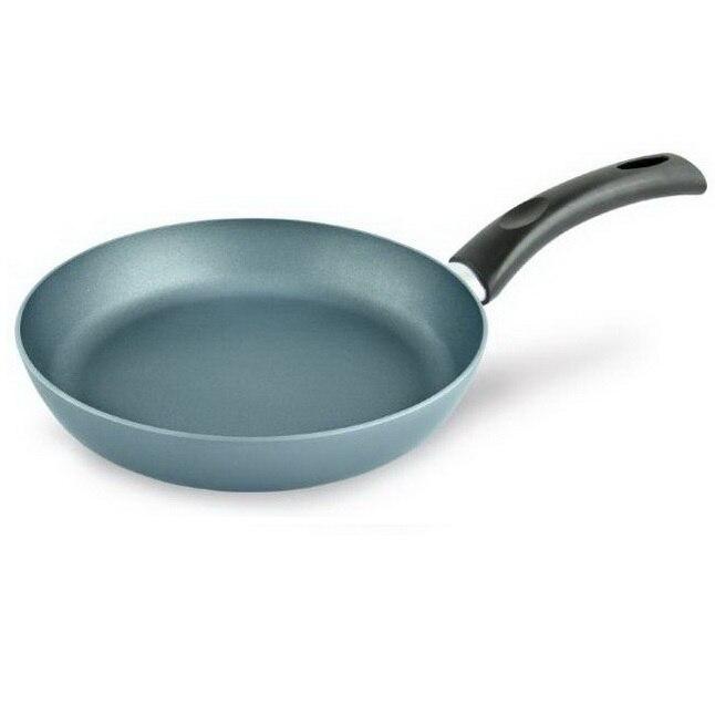 Сковорода Нева металл посуда, Литая, Скандинавия, Grey, 28 см