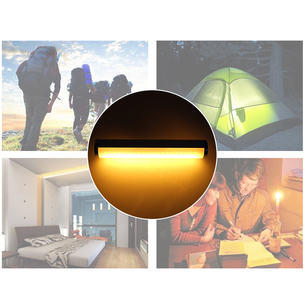 2017 New Premium LightMe Multi-function Rechargeable LED Light 350LM 3W Outdoor Camping Tent Fly Repeller Lamp