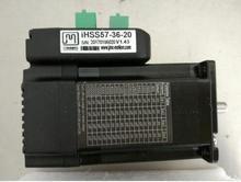 NEMA23 2Nm 283oz.in Integrated Closed Loop Stepper motor with driver 36VDC JMC iHSS57-36-20 цены