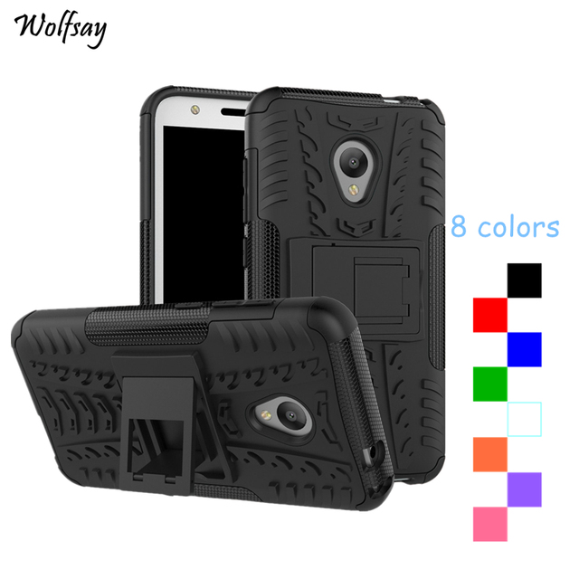 best loved bc039 e29a1 US $2.7 34% OFF|Wolfsay For Cases Alcatel U5 Case 5047 5047D 5047Y Silicone  Plastic Armor Cover For Alcatel U5 Case For Alcatel U5 Phone Cover-in ...