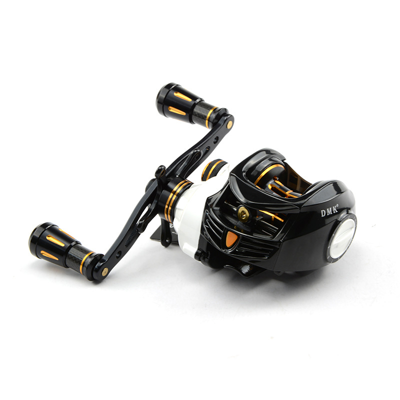 Right Hand Left Hand BaitCasting Reel 13B+RB 7.0:1 Water Drop Reel Spinning Fishing Reel Magnetic and Centrifugal Dual Brake nunatak original 2017 baitcasting fishing reel t3 mx 1016sh 5 0kg 6 1bb 7 1 1 right hand casting fishing reels saltwater wheel