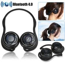 Deportes auriculares inalámbricos Bluetooth 4.0 auriculares con Micrófono puede Llamadas y Música para El Iphone Samsung Htc Ipad Pc etc