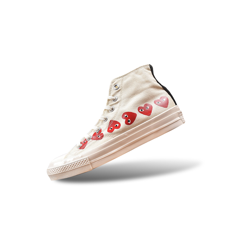 62dcccb3a4d Detail Feedback Questions about Converse All Star CDG X Chuck Taylor ...