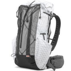 35L-45L Lightweight Durable Travel Camping Hiking Backpack Outdoor Ultralight Frameless Packs XPAC & Dyneema 3F UL GEAR