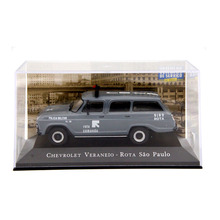 IXO Altaya 1:43 Scale Chevrolet Veraneio 9199 Rota Paulo Car Diecast Toys Models Limited Edition Collection premium x resin 1 43 volvo 144s 1967 black prd245 models car limited edition auto collection