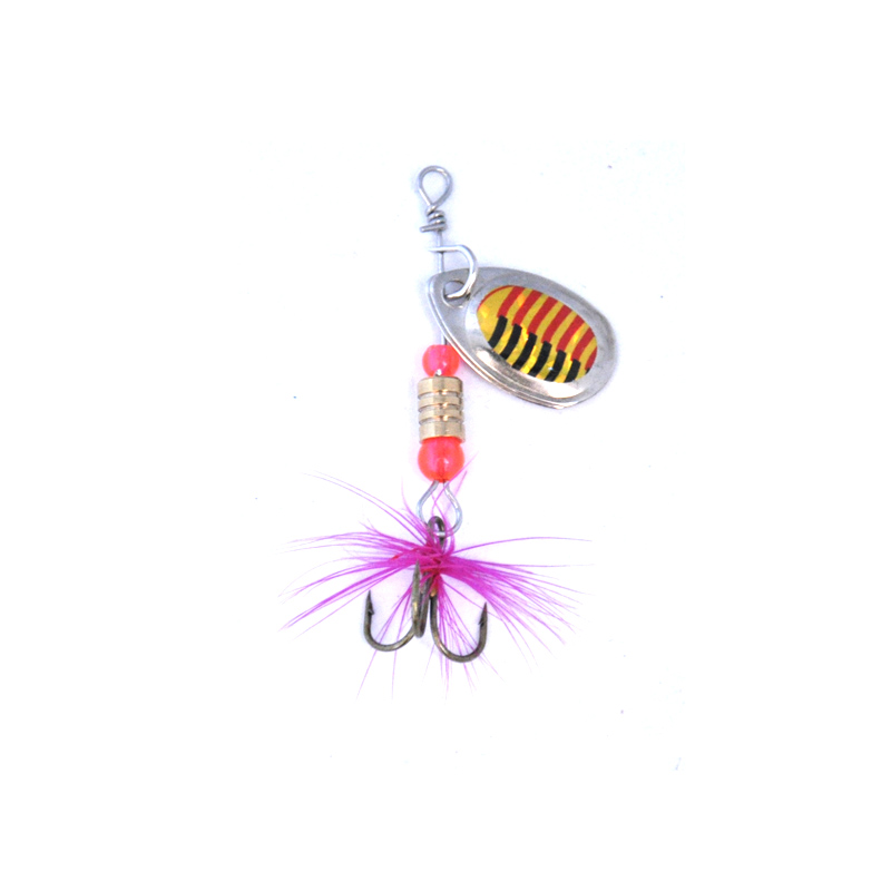 Image 2 - OLOEY Fishing Spoon Fishing Lures Pesca Wobblers Spinner Baits Shads Sequin Metal jigging for Carp Fishing Topwater Isca Bass-in Fishing Lures from Sports & Entertainment