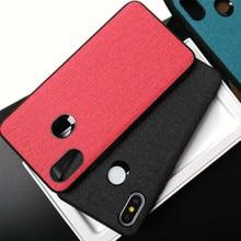 For Xiaomi mi8 mi8 lite case cover mi 8 Explorer Version back cover silicone fabric shockproof case coque for xiaomi mi 8 SE xiaomi mi 8 se 4g phablet international version