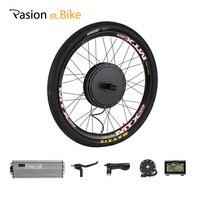 26 дюймов 48 V 1500 W кассета Электрический мотор для велосипеда колесо е велосипед Conversion Kit 1500 W CST сзади Комплект мотор Концентратор Набор для эл