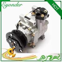 A/c ac compressor de ar condicionado bomba refrigeração embreagem 5pk pv5 para jac j3 motores j5 ATC-086-L7D WXH-086-L7 8104010u8010