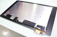 Full LCD Display Panel Touch Screen Digitizer Assembly Replacement Parts For Sony Xperia Tablet Z2 SGP511