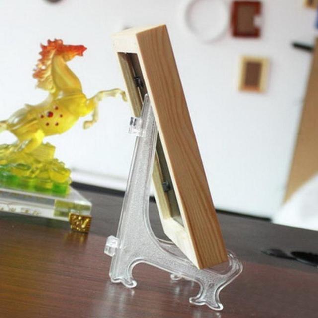 Plástico Durable 3 \'\'/5\'\'/7 \'\'/9\'\' Display Holder Caballete Foto de ...