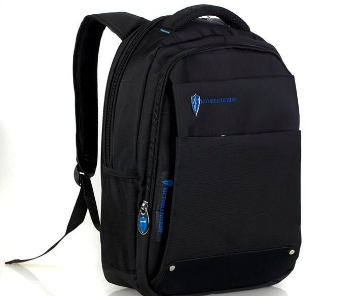 Hot Classic Black Laptop Backpack 17.3 Computer