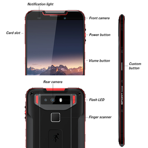 "Image 3 - Cubot Questกีฬาโทรศัพท์Helio P22 Octa Core 5.5 ""4GB + 64GB 4000MAh android 9.0 Cellphone4G LTE Dualกล้อง12.0MP"