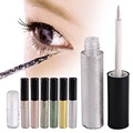 7 Cores Shimmer Glitter Brilhante Da Sombra de Olho Sombra Maquiagem Cosméticos Moda maquiagem EQA817 YCDC