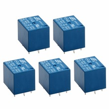 цена 5PCS/10PCS Miniature Power Relay 3V DC 10A High Current Relay SRD-3VDC-SL-C PCB Type Relay For Automatic Control Circuit онлайн в 2017 году