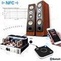 КСО и NFC Bluetooth для Беспроводной приемник аудио Адаптер неразрушающего Музыка стерео 3.5 мм AUX HiFi динамики Автомобиля наушники