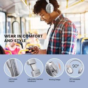Image 4 - [Versión actualizada] auriculares Bluetooth Mpow H5 originales con cancelación activa de ruido auriculares inalámbricos con micrófono para PC iPhone Xiaomi