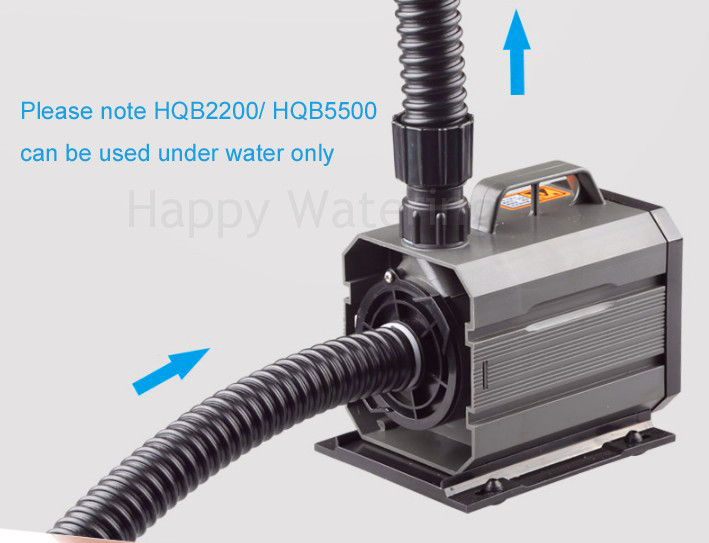 SUNSUN HQB-4500 Type 100W Submersible Fountain Water Pump 220V With 4500L/H 4M Lift Max golf wood 5 head cover